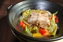豚バラ肉の白角煮